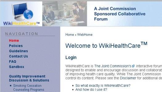 wikihealthcare
