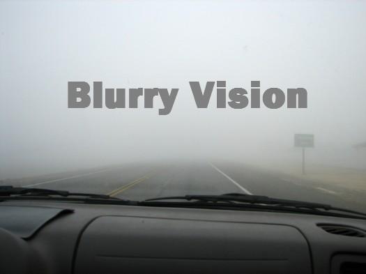 blurryvision
