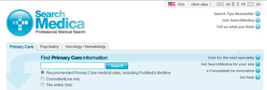SearchMedica