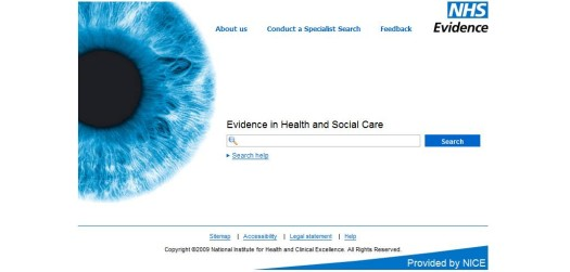 NHS_Evidence