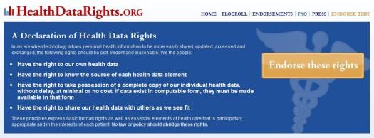 HealthDataRights