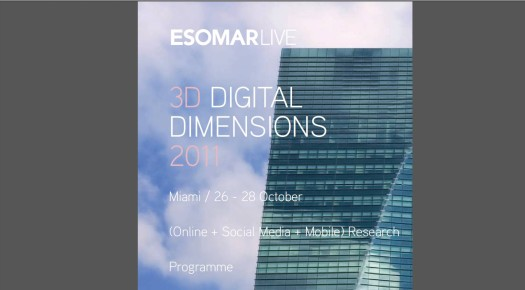 ESOMAR_3D_Digital_Dimensions_2011